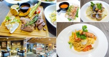 【台南美食】前大飯店主廚料理|中式食材西式作法|當季食材創意料理~chef table food & wine