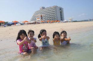 【親子遊】沖繩~聖瑪麗娜海濱飯店Sun Marina Hotel(4y6m3d+8m21d)