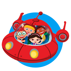 "Little Einsteins - ""We Have a Mission"""