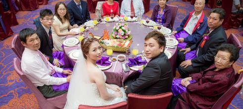 桃園婚攝-世傑&俞馨-婚禮-中壢海豐海鮮餐廳