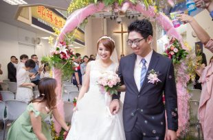 台北婚攝-煥鈞&彩汝-婚禮-南港雅悅會館