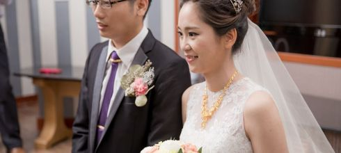 高雄婚攝-逸偉&泊安-訂結婚禮-高雄一甲國中