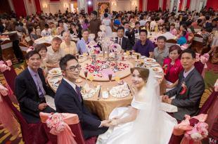 台中婚攝-佑勳&婉鈴-婚禮-台中僑園飯店