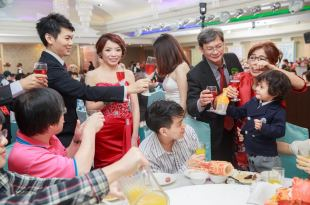 「台北婚攝」凰銘&思靚-婚禮 新莊 富基婚宴會館