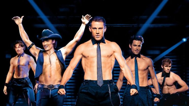 Magic Mike Live is coming to the UK and yes  it was created by     Magic Mike Live is coming to the UK and yes  it was created by Channing