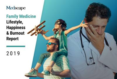 Medscape Family Medicine Physician Lifestyle, Happiness ...