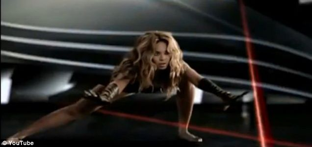 Beyonce stars in the new Dereon commercial