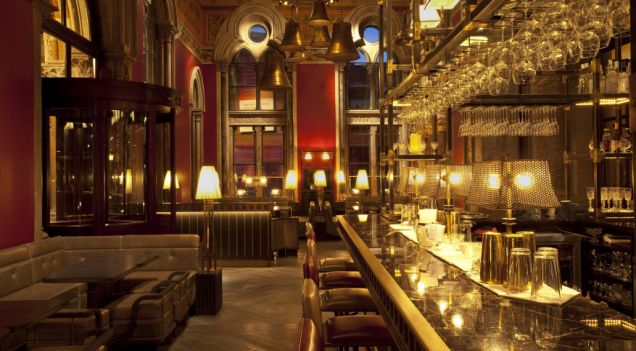 The Gilbert Scott Marcus Wareing