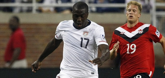 Jozy Altidore of the U.S