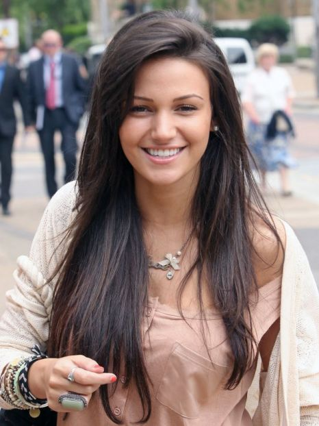 Michelle Keegan , the Wanted