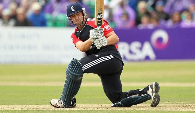 Jonathan Trott, England v Ireland