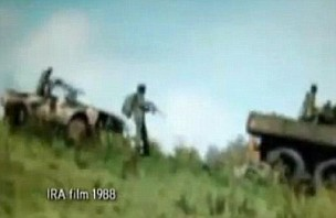 This clip from a video game was used in an ITV1 documentary about the IRA (Picture: YouTube)