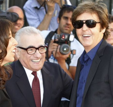 Martin Scorsese, Paul McCartney, George Harrison: Living in the Material World