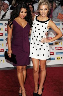 Vanessa White, Mollie King, Pride Of Britain Awards 2011