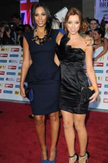 Rochelle Wiseman, Una Healy, Pride Of Britain Awards 2011