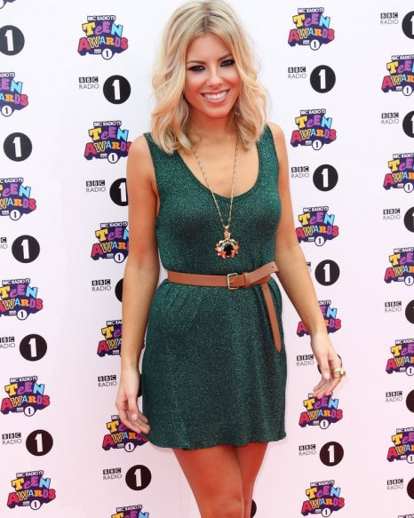 Mollie King, 60 Seconds interview.