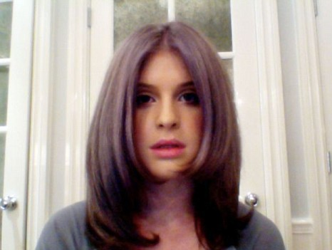 kelly osbourne twitter hair