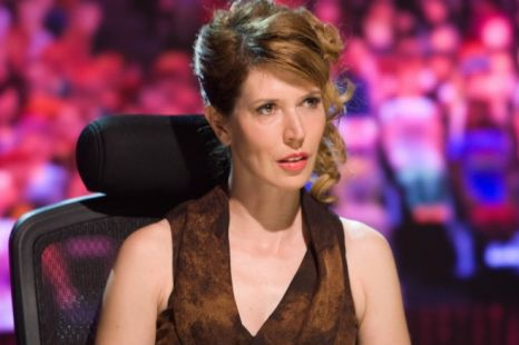 Julia Davis, who has starred in Gavin & Stacey and Nighty Night, plays TV judge Charity