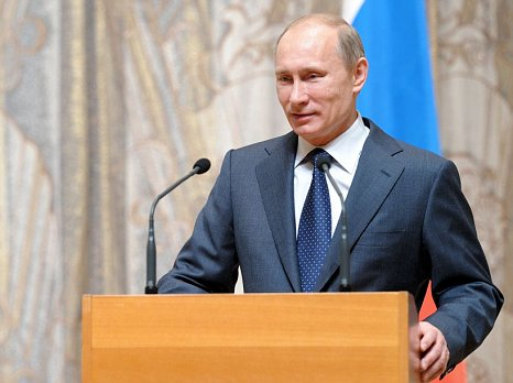 Vladimir Putin said he wants 'transparency' in March's presidential elections