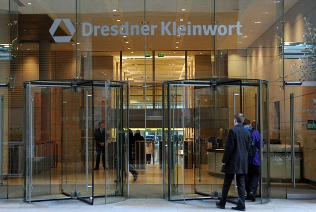 DRESDNER KLEINWORT