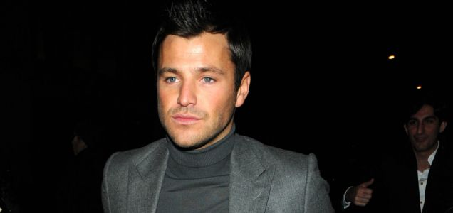 Mark Wright heads to Mahiki nightclub in London