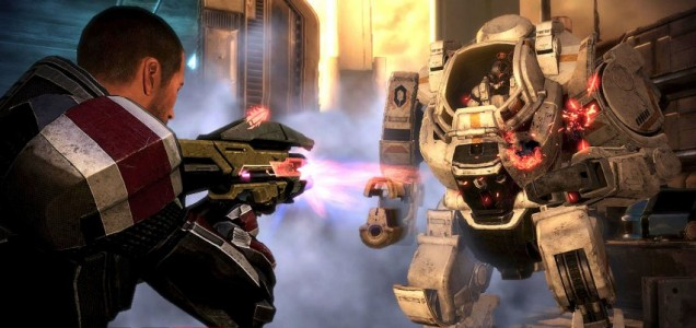 Mass Effect 3 - you can't save the universe on your own