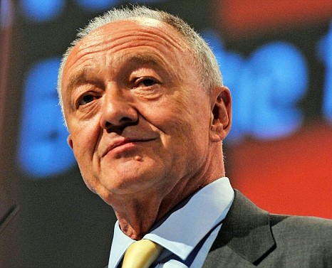 Ken Livingstone, London mayoral elections