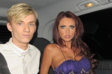 Amy Childs and Harry Derbidge will make their latest bid to stay in the limelight (Picture: BigPicturesPhoto.com)