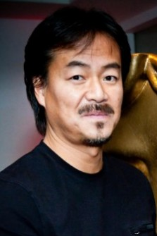 Hironobu Sakaguchi - owner of the second most famous moustache in gaming