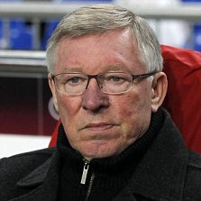 Alex Ferguson, Manchester United