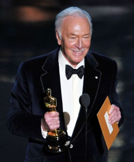 Christopher Plummer, Oscars 2012