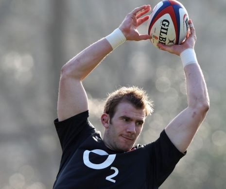 Tom Croft England rugby