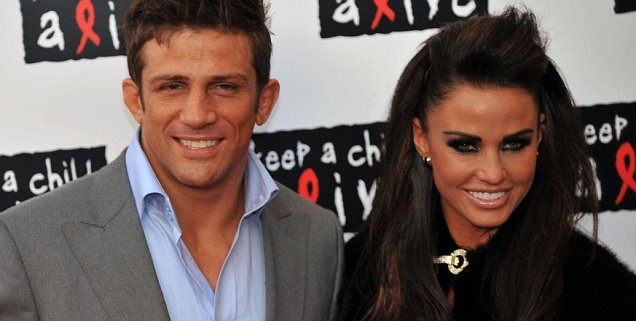 Alex Reid and Katie Price