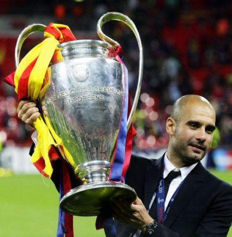 Pep Guardiola, Barcelona