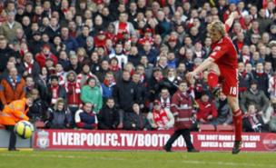 Liverpool have said Dirk Kuyt is not for sale (PA)