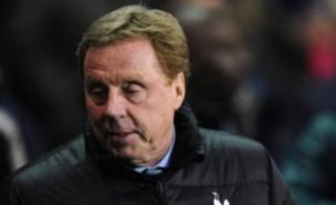 Harry Redknapp was hailed by the Spurs fans as his side ran riot (Getty)