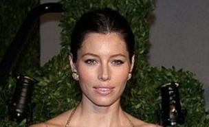 Jessica Biel was reportedly flashing her engagement ring on a night out with Justin Timberlake 
