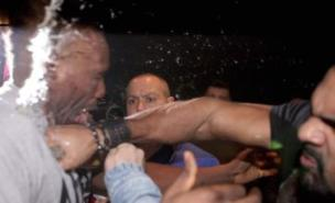 David Haye had a glass bottle in his hand when he punched Dereck Chisora