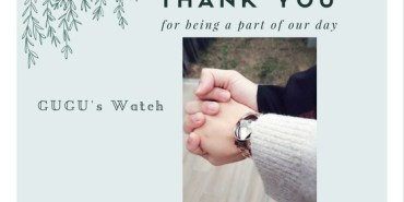 ▎Daily Life ▎不只情人節限定~送閨密也很讚的禮物選擇【GUGU'S WATCH】