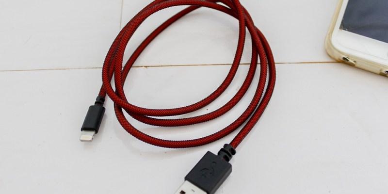3C用品》innfact N9極速充電線。出門旅遊、追劇時極速充電線讓電力快速充電