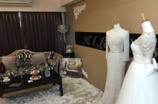 【婚禮】KA Les Noces Bridal Couture 精品訂製婚紗試穿分享