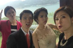 【婚禮】R&T文定:最貼心又得長輩歡心的主持人小夏(遇夏婚禮)