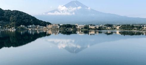 【家族小旅行】河口湖 湖山亭Ubuya║坐JR從東京前往河口湖