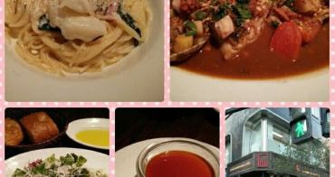 東京有樂町美食推薦~6th by ORIENTAL HOTEL義式餐廳,美味午餐大推
