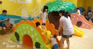 【台北南港親子餐廳】象園咖啡親子餐廳(南港店),有小孩最愛的小象推車