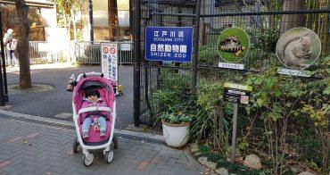 【東京親子景點】江戶川區自然動物園,免費又好玩的小型可愛動物園