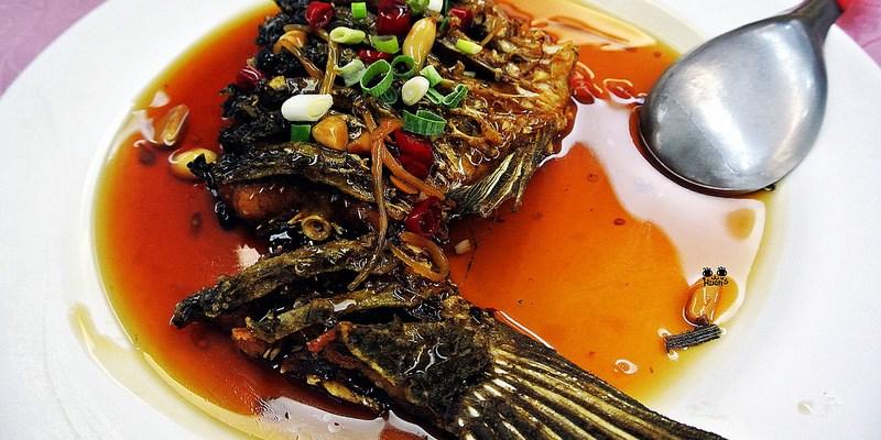 桃園龍潭美食   金蘭活魚 1968創意美食 石門活魚第一家
