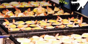 高雄新興美食 | 和及鳥蛋舖 六合夜市 捷運美麗島站 鳥蛋與蝦球的創意組合