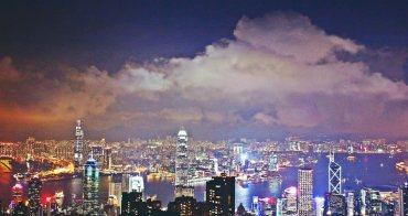 香港中環景點 | 太平山山頂纜車 凌霄閣摩天台428 香港夜景 香港杜莎夫人蠟像館