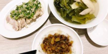 台中西區美食 玉堂春魯肉飯 YUI TANG CHUN 允豐行 熱雞湯 麵食 便當外帶 外送 美村路一段美食